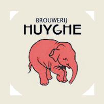 Logo van Huyghe Brewery gevestigd in Melle uit Belgie