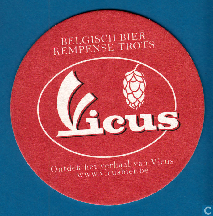 Logo van Het Vicus Genotschap gevestigd in Ham uit Belgie