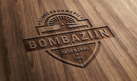 Logo van Stadsbrouwerij De Bombazijn i.o. gevestigd in Oldenzaal uit Nederland