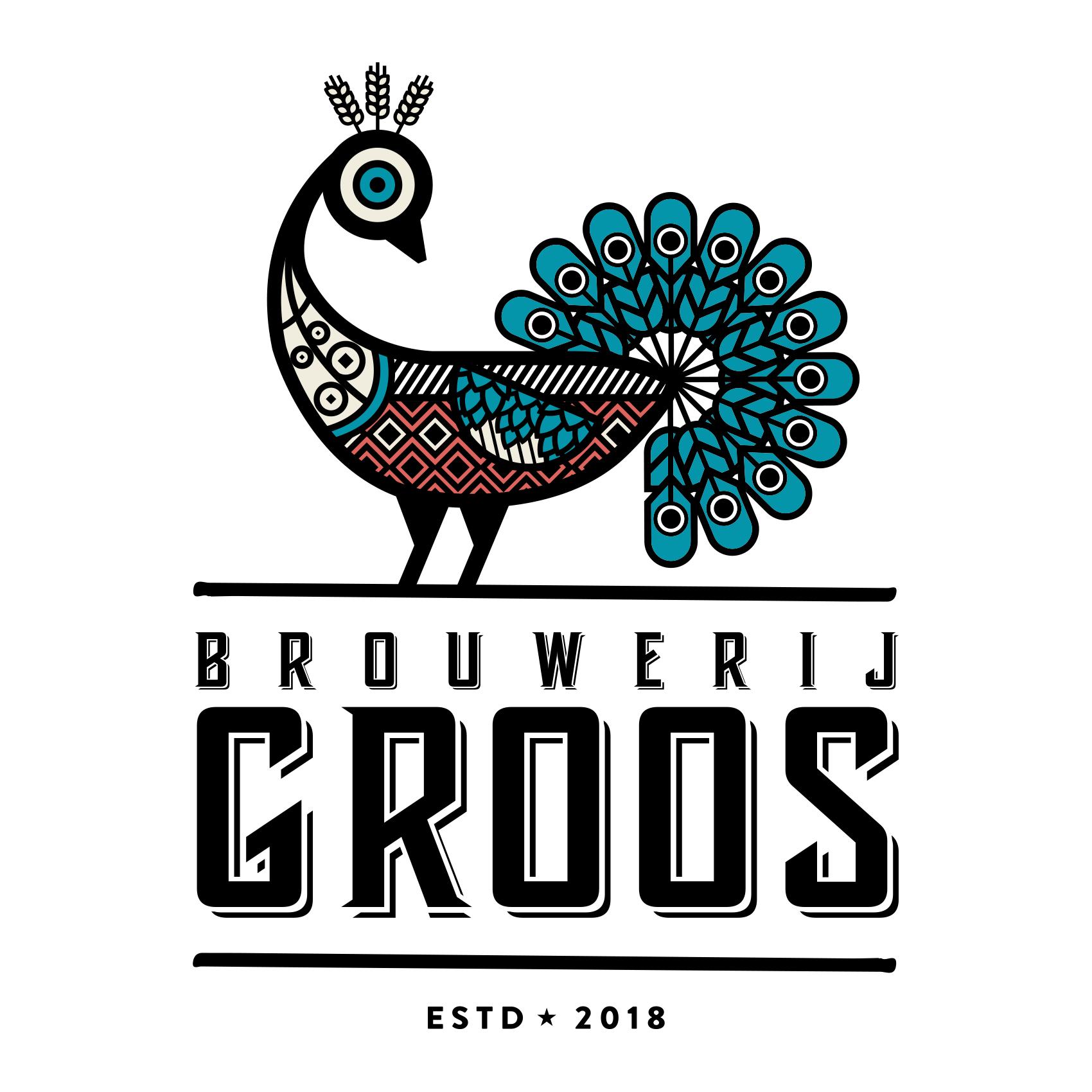 Logo van Brouwerij Groos gevestigd in Rotterdam uit Nederland