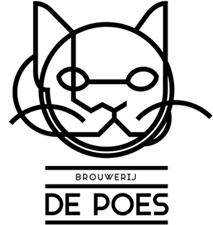 Logo van Brouwerij de Poes gevestigd in Tielt uit België