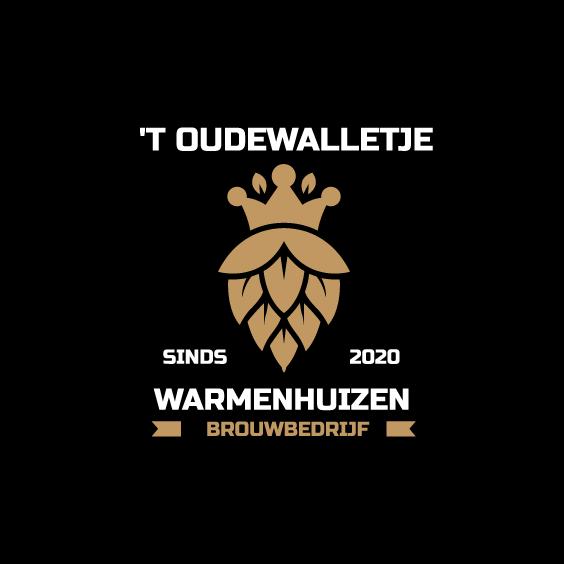 Logo van 't Oudewalletje gevestigd in warmenhuizen uit