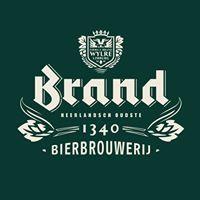 Logo van Brand Bierbrouwerij gevestigd in Wijlre uit Nederland