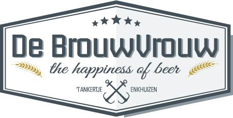 Logo van BierBrouwerij De BrouwVrouw gevestigd in Enkhuizen uit Nederland
