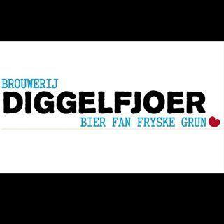 Logo van Brouwerij Diggelfjoer gevestigd in Boornbergum uit Nederland