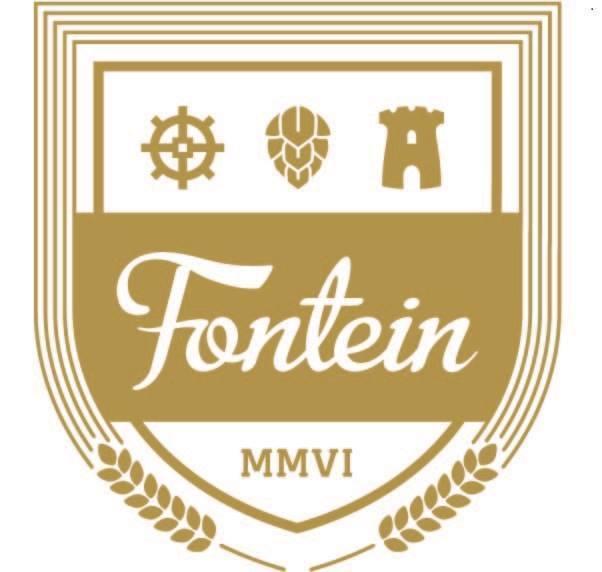 Logo van Brouwerij De Fontein gevestigd in Stein uit Nederland