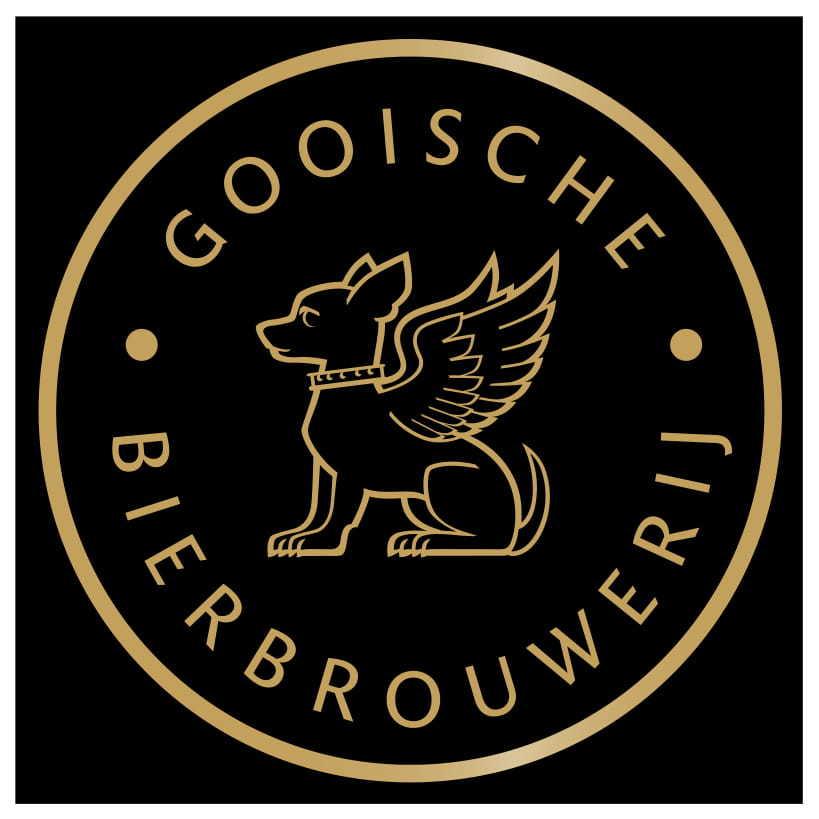 Logo van Gooische Bierbrouwerij gevestigd in Hilversum uit Nederland