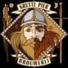 logo van Grutte Pier Brouwerij uit Leeuwarden