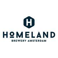 Logo van Homeland Brewery Amsterdam gevestigd in Amsterdam uit Nederland