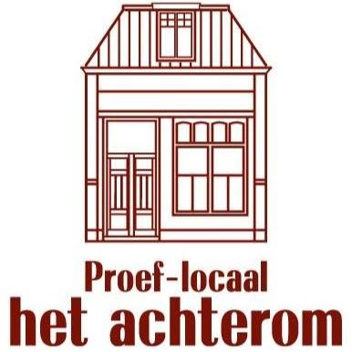 Logo van Brouwerij Het Achterom gevestigd in Apeldoorn uit Nederland