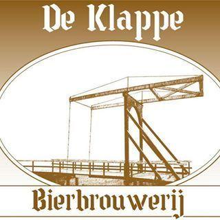 Logo van Brouwerij De Klappe i.o. gevestigd in Zuidbroek uit Nederland