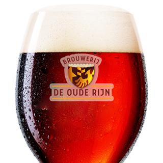 Logo van Brouwerij De Oude Rijn gevestigd in Hazerswoude-Rijndijk uit Nederland