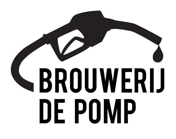 Logo van Brouwerij De Pomp gevestigd in Amsterdam uit Nederland