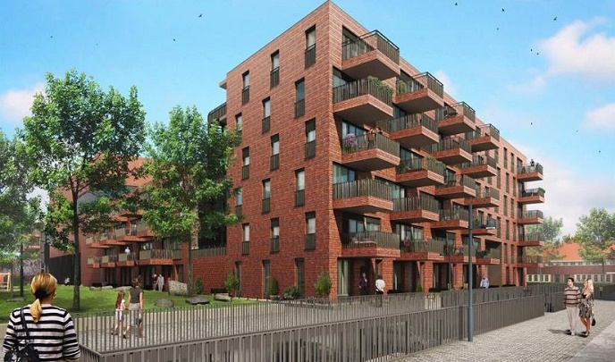 Investeren in duurzame, kwalitatief hoogwaardige huurwoningen.