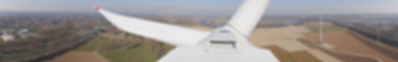 Default blurred header