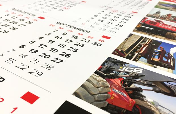 Default kalender