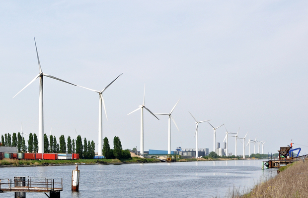 Default windturbines brugge