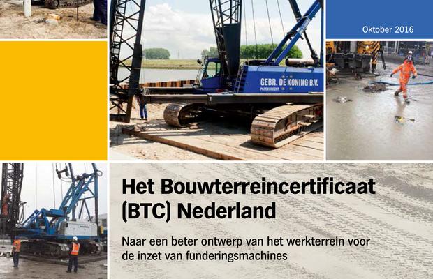 Default brochure bouwterreincertificaat nederland 1