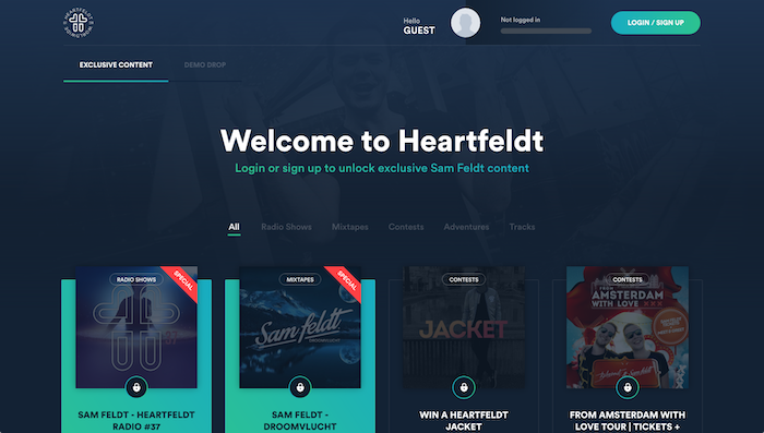 Reinvent connecting with fans crowdfunding